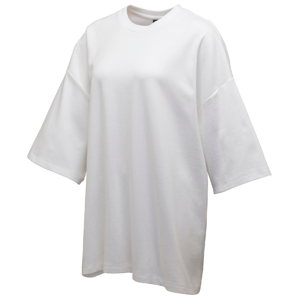PUMA x FENTY by RIHANNA WHITE OVERSIZED CREW NECK T-SHIRT