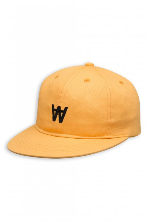 WOOD WOOD  BASEBALL CAP - Yellow
