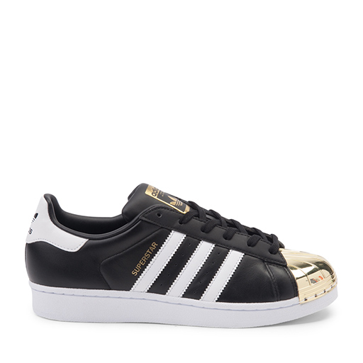 ADIDAS - WMNS SUPERSTAR METAL TOE (BLACK)