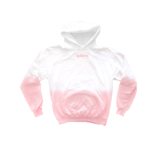 EPITOME ESSENTIAL DIP-DYE HOODIE (ROSE QUARTZ), COMPLEXCON DROP