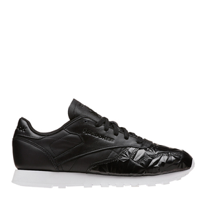 REEBOK - WMNS CLASSIC LEATHER HYPE METALLIC (DYNAMIC CHROME)