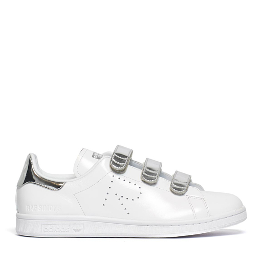 ADIDAS x RAF SIMONS - STAN SMITH COMFORT (WHITE/METALLIC SILVER)