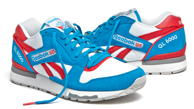 REEBOK - GL6000 (BLUE/RED)