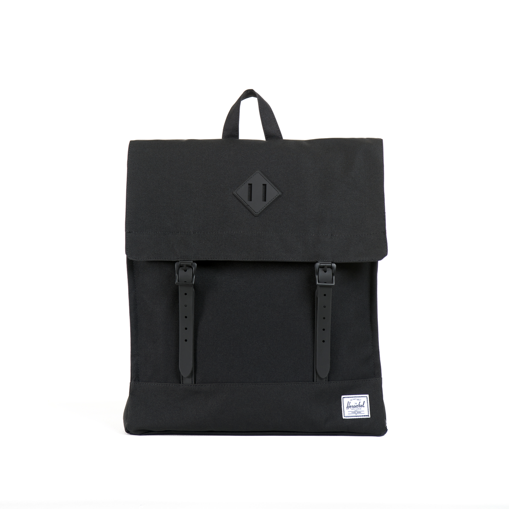 HERSCHEL SUPPLY CO. - SURVEY BP RUBBER (BLACK)