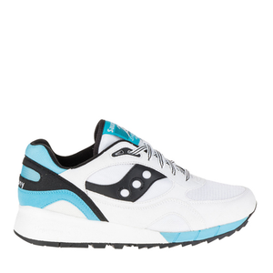 SAUCONY - SHADOW 6000 (WHITE/BLACK)