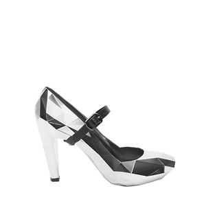 UNITED NUDE - LO RES PUMP (STEEL CHROME)