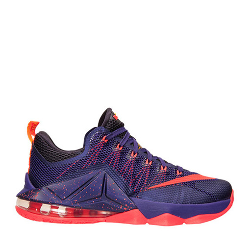 NIKE - LEBRON XII LOW (COURT PURPLE)