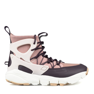 NIKE - WMNS AIR FOOTSCAPE MID (PARTICLE PINK/SILT RED)