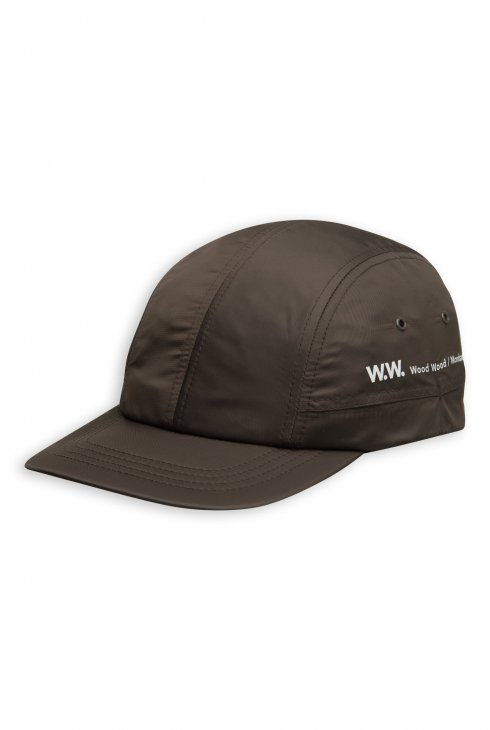 WOOD WOOD  MOVEMENT CAP- Dark Brown