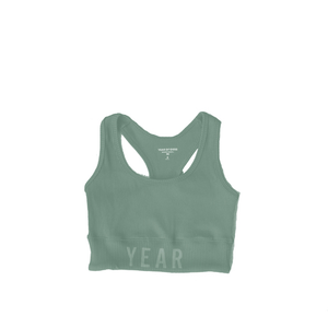 YEAR OF OURS - RIBBED YEAR BRA (SAGE)