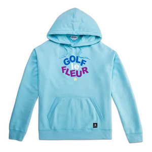 CONVERSE x TYLER THE CREATOR - GOLF LE FLEUR HOODIE (CLEARWATER)
