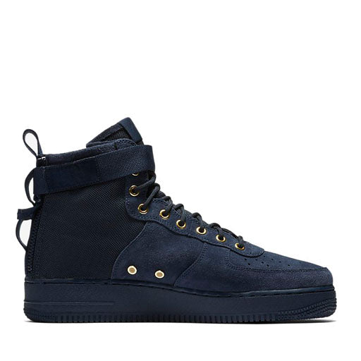 NIKE - SF AIR FORCE 1 MID (OBSIDIAN BLUE)