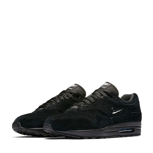 NIKE - AIR MAX 1 PREMIUM SC (BLACK/BLACK/CHROME)