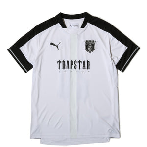 PUMA x TRAPSTAR - FOOTBALL TEE (WHITE)
