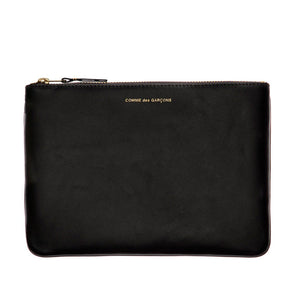 COMME DES GARCONS - CLASSIC LEATHER POUCH (BLACK)