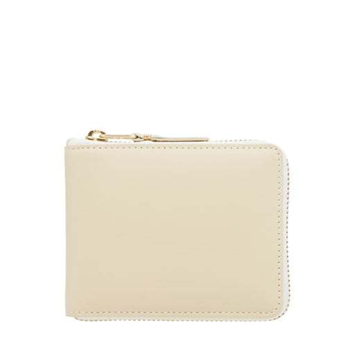 COMME DES GARCONS - Leather Wallet Classic Line (Off-White SA7100)