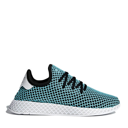DEERUPT RUNNER PARLEY (CORE BLACK/ BLUE SPIRIT)