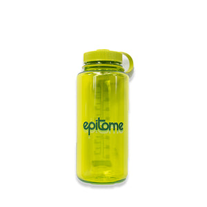 "Epitome ""GREEN"" Nalgene Wide Mouth Water Bottle"