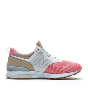 NEW BALANCE - MS 574 EKF (BONE/ SUNSET)