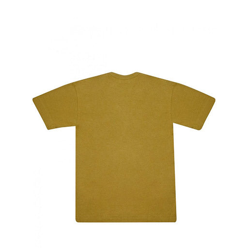 COMME DES GARCONS - PLAY TSHIRT RED HEART (GOLD) MENS