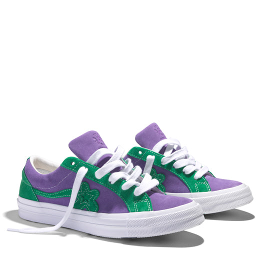 CONVERSE x TYLER THE CREATOR ONE STAR GOLF LE FLEUR