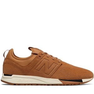 NEW BALANCE - MRL 247 LUXE 2.0 (TAN/ WHITE/ BLACK