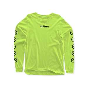 EPITOME - HIGH LIGHT LONG SLEEVE  TEE (YELLOW)