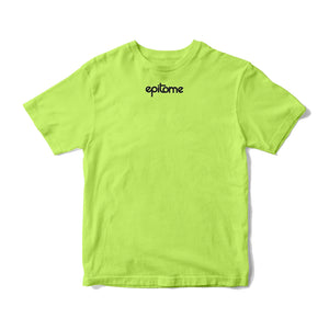 EPITOME - HIGH LIGHT SHORT SLEEVE TEE (YELLOW)