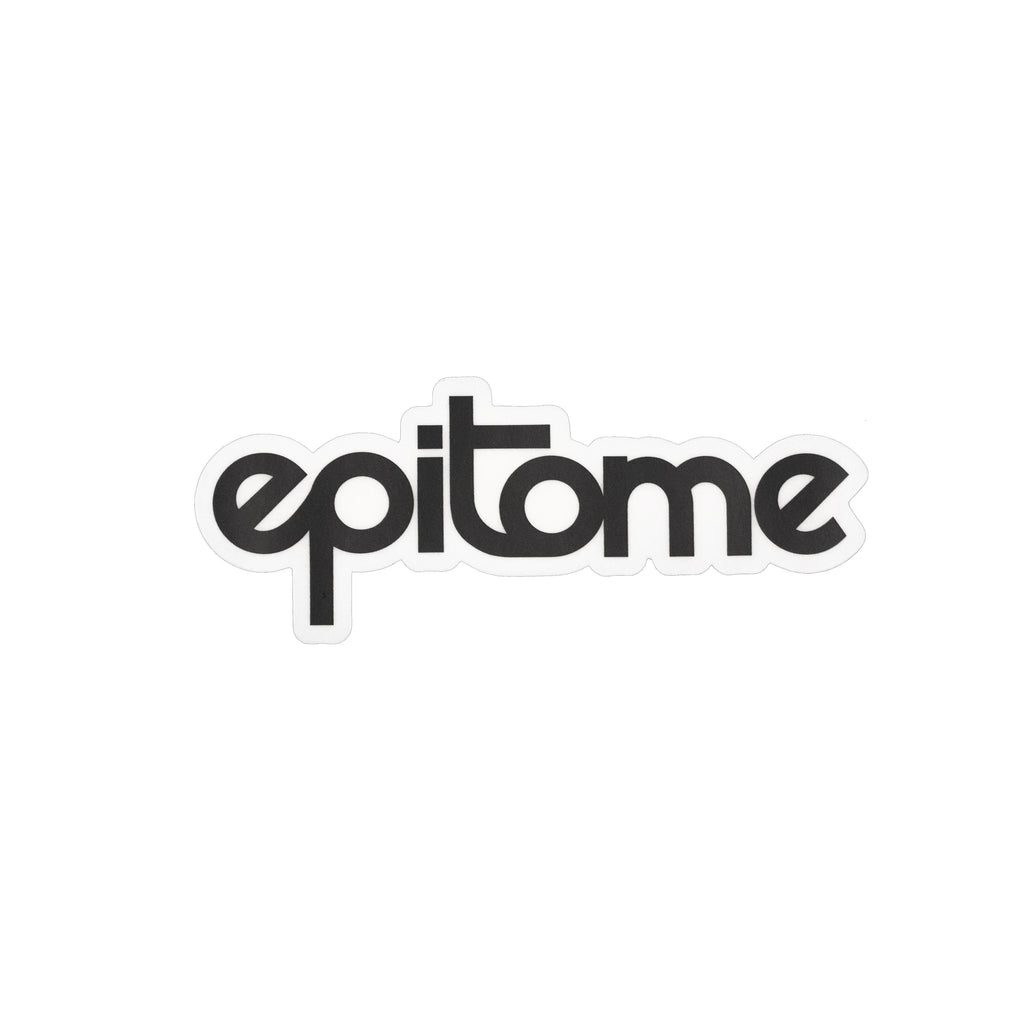 EPITOME STICKER SET