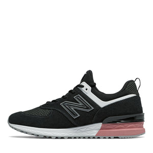 NEW BALANCE - MS 574 STK (BLACK/DUSTED PEACH)