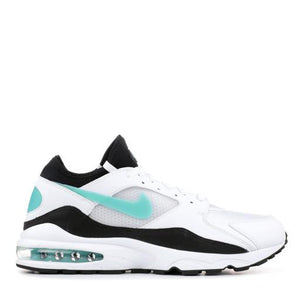 NIKE - AIR MAX 93 (WHITE/SPORT TURQUOISE)