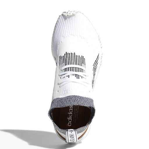 ADIDAS - NMD RACER (CLOUD WHITE/ CORE BLACK/ REDWOOD)