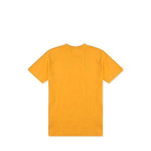 COMME DES GARCONS - PLAY TSHIRT RED HEART (ORANGE) MENS