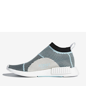 NMD CITY SOCK PARLEY PK