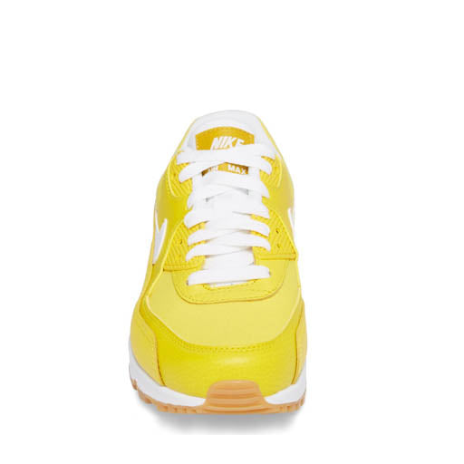NIKE - WMNS AIR MAX 90 PRM (TOUR YELLOW/ WHITE - GUM)