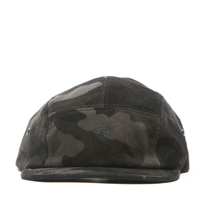 STUSSY DELUXE - CAMP 1980 (BLACK CAMO)