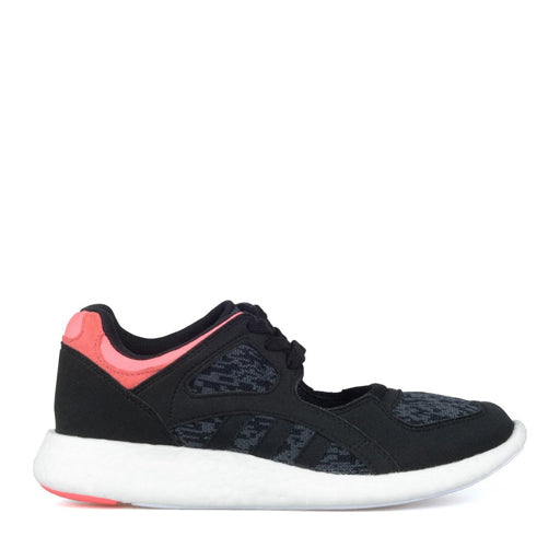 ADIDAS - WMNS EQUIPMENT RACING 91/16 (BLACK/TURBO RED)