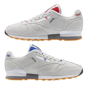 REEBOK x KENDRICK LAMAR - CL LEATHER (SKULL GREY) mens size