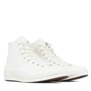 CONVERSE - CHUCK TAYLOR ALL STAR 70 HI (EGRET TERRY)