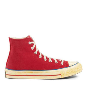 CONVERSE - CHUCK TAYLOR ALL STAR '70 HI (RED/BLUE/EGRET)