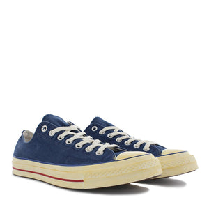b2d1b130ffda82 CONVERSE - CHUCK TAYLOR ALL STAR  70 OX (NAVY BLUE RED) – Epitome ATL