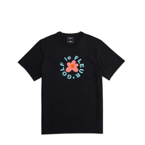 CONVERSE x TYLER THE CREATOR - GOLF LE FLEUR TEE (BLACK)