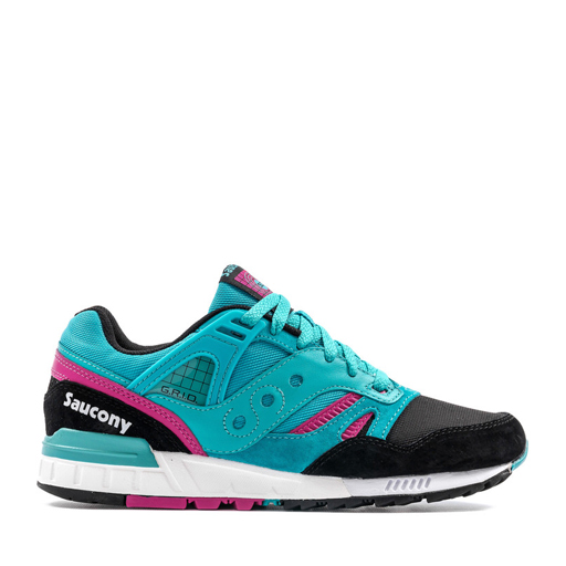 SAUCONY - GRID SD (TEAL/BLACK)
