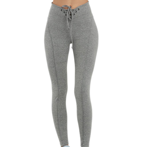 YEAR OF OURS - FOOTBALL LEGGING (HEATHER GREY)