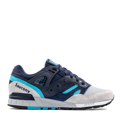 SAUCONY - GRID SD (GREY/NAVY)