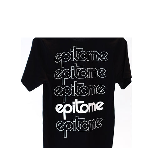 "EPITOME - ""THANK YOU"" T-SHIRT (BLACK)"