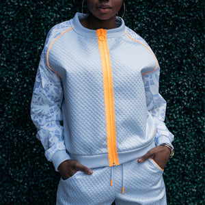PUMA x SOPHIA WEBSTER SW TRACK TOP