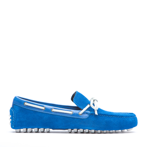 COLE HAAN - AIR GRANT (BLUE SUEDE)