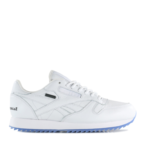 c4e1317d92ab97 REEBOK x RAISED BY WOLVES - CLASSIC LEATHER RIPPLE GTX (WHITE ICE)