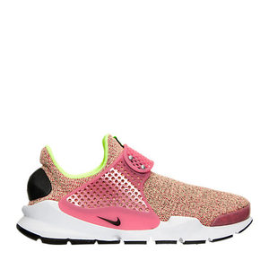 NIKE - WMNS SOCK DART SE (GHOST GREEN/HOT PUNCH), PHONE ORDER ONLY
